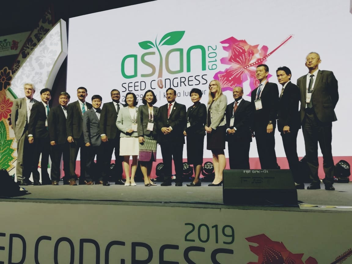 Abdul Awal Mintoo Of Lal Teer Seed LTD has elected as Executive Committee Member (First time from Bangladesh) Of Asian Pacific Seed Association (APSA)